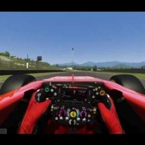 New !!! Assetto Corsa Ferrari SF15-T Raikkönen Muggello