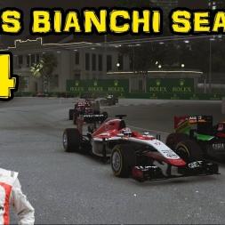 F1 2015 Jules Bianchi Season - Race 14 - Singapore
