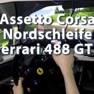 Assetto Corsa - Nordschleife - Ferrari 488 GT3