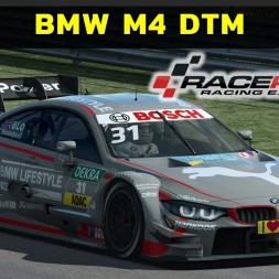 Raceroom - BMW M4 DTM at Zandvoort