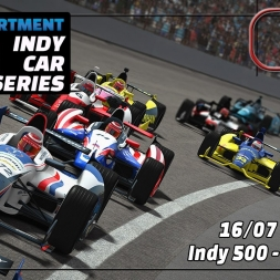 RD IndyCar World Series | Round 4 Indy 500