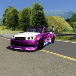 Assetto Corsa Drifting | JZX110 @ Drift playground |