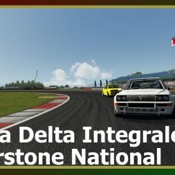 Assetto Corsa - Lancia Delta Integrale - Silverstone National