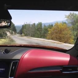 Assetto Corsa passenger ride [Maserati Levante S@Peyregrosse-Mandagout]