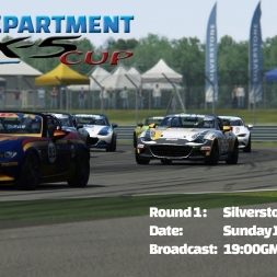 RD MX5 Cup | Round 1 Silverstone National