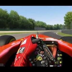 Ferrari F138 Monza Hot Lap 1:25.611