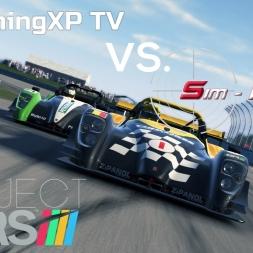 Mano a Mano ep.2 - Radical SR8 RX em Watkins Glen - Project Cars Gameplay [PT BR]