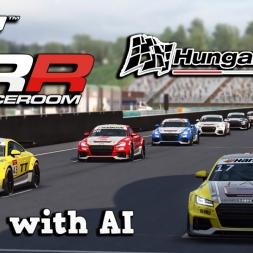 RaceRoom Racing | Singleplayer | Audi Sport TT Cup @ Hungaroring