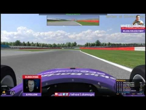 #iRacing 2014S2W2 Skip Barber at Silverstone 6