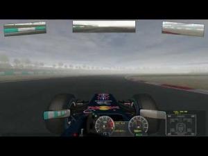 rFactor 2 | F1 2012 Beta Mod | Red Bull | Malaysia | Wet