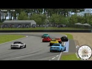 PSRL Mazda MX-5 | Jyllandsringen | Start + First Lap [Race 07]