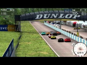 PSRL Mazda MX-5 | Knutstorp | Start [Race 07]