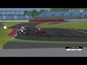 PSRL F1 2013 | British Grand Prix | TV Broadcast
