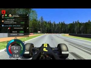 Assetto Corsa , Circuit Zolda , T125 S1 RSR WR 1,19,536 + Setup