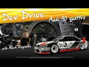 RaceRoom Racing Experience: Audi 90 quattro Dev Drive