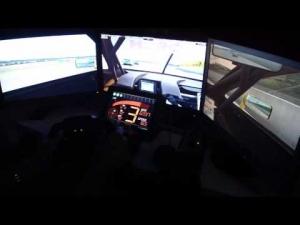 DTM Experience @ Eurospeedway - Triple Screen View - Dashmeter pro - SWE 27 Addon