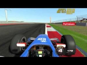 Fórmula Renault 3.5 - Austin 1.52.8 - rFactor 2