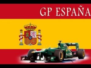 F1 2013   GP España   Caterham F1   Giedo Van Der Garde