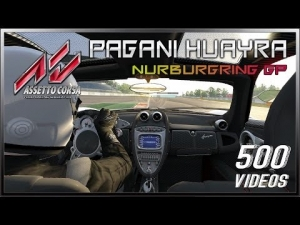 Assetto Corsa Onboard - Pagani Huayra @ Nürburgring GP
