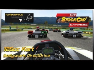 Game Stock Car Extreme - 125cc Kart (Race) @ Florianópolis