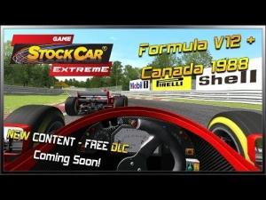 Game Stock Car Extreme - Formula V12 (Race) @ Canada 1988