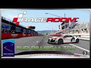 RaceRoom R.E. - Audi R8 LMS Ultra @ Bathurst (Replay) #Get Real Mode
