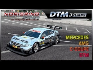 DTM Experience - Mercedes-Benz DTM @ Norisring (Lap + Replay)