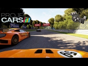 Project CARS: McLaren MP4-12C GT3 em Monza