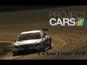 Project CARS: Mercedes C-Class Coupe DTM