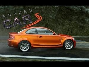 Project CARS: BMW 1M Dançando na chuva