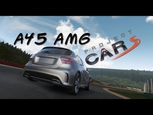 Project CARS: A45 AMG