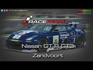 R3E | Nissan GT-R GT3 | Zandvoort | ADAC GT Masters Experience