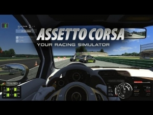 Assetto Corsa Multiplayer Action Fun what ever Race - Abarth 500 @ Vallelunga Short [HD+]