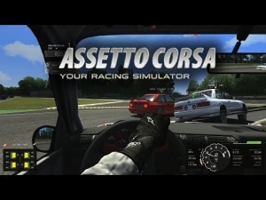 Assetto Corsa Multiplayer Race... more or less  - BMW M3 E30 Gr.A @ Monza [HD+]