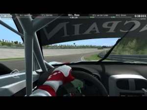 Raceroom Racing Experience : ADAC GT Corvette GT3 @ Zandvort