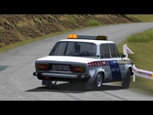 rallyFactor | RSB2014 | Lengyel-Kurd | Stage II | Safety Car / Zero Car | Balazs Toldi OnBoard