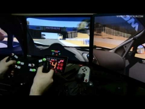Assetto Corsa Laguna Seca Hot Lap McLaren MP4 GT