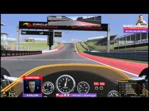 #iRacing 2014S2W2 Lotus 49 Grand Prix Legends COTA 4
