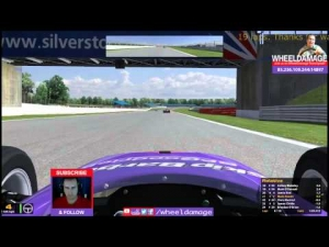 #iRacing UK&I Skip Barber League Race 2 Silverstone Southern