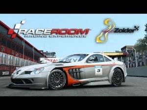 RaceRoom Racing Experience [HD+] ★ McLaren-Mercedes SLR 722 GT @ Zolder [Get Real Mode]