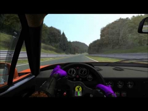 Greatest Sim Racing Car/Track Combo Ever!!!!