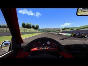 Assetto Corsa Multiplayer Alpha race video