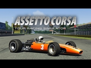 Assetto Corsa Multiplayer [HD++] ★ Lotus 49 @ Monza 1966