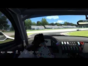 Assetto Corsa Online Gameplay BMW Z4 GT3 - 24 Player