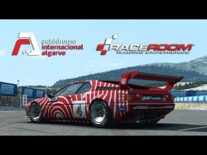 RaceRoom Racing Experience [HD+] ★ BMW M1 Procar #4 Team BASF / GS Sport @ Portimao GP