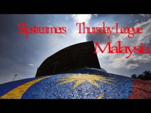 F1 2013 - Slipstreamers Thursday League Race - Malaysia 50%
