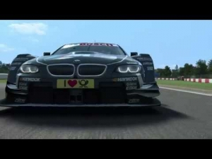 DTM Experience Multiplayer Alpha - Nurburgring Sprint Race