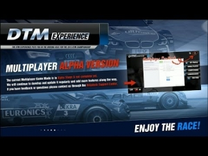 RaceRoom Racing Experience Multiplayer Alpha DTM EXPERIENCE