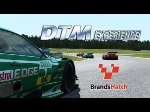 DTM Experience Multiplayer Alpha [HD++] ★ BMW M3 DTM @ Brands Hatch Indy
