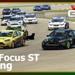 Grid Autosport - Career Mode 03 - Sepang - Ford Focus ST